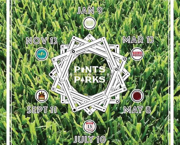 Pints for Parks