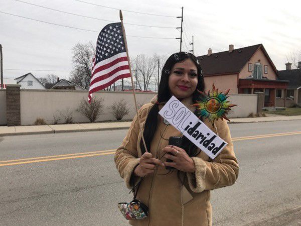 Slideshow: A Day Without Immigrants March