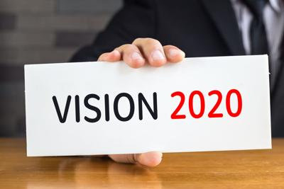 Too Much 2020, Not Enough Vision