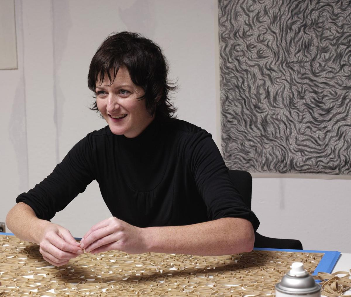 Tara Donovan's post-minimalist transformations