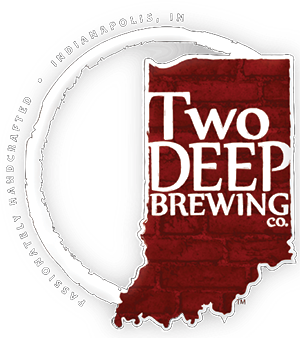 TwoDEEP Brewing TapRoom pairs with Pi Indy pizza