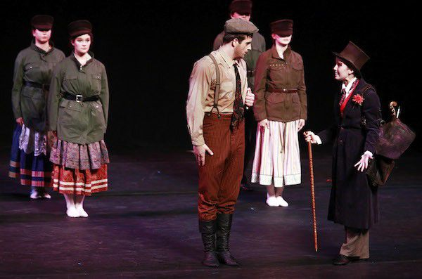 Butler ArtsFest: Soldier's Tale/Lines from Poetry