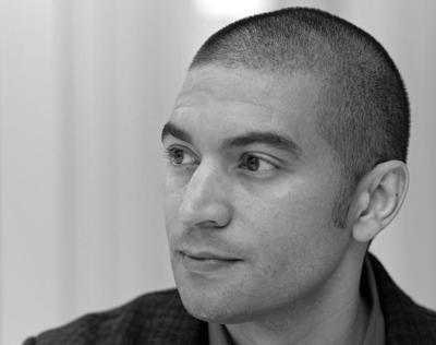 Indiana Poet Laureate Adrian Matejka