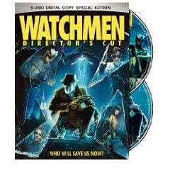 """""""Watchman: Two-Disc Director's Cut"""" on DVD"""
