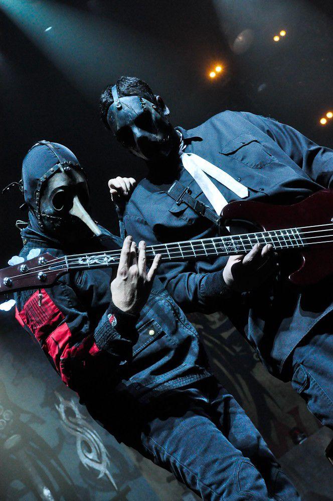 Photo gallery: Slipknot, Coheed and Cambria, Feb. 2009