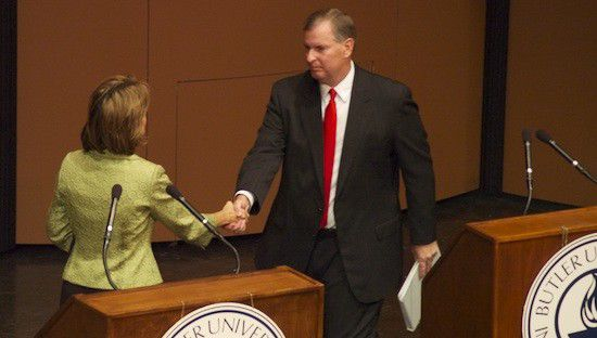 Slideshow: Indy Mayor's Race Debate