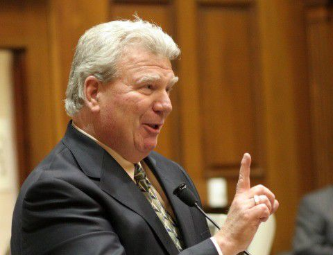 Turner says if reelected, he'll resign