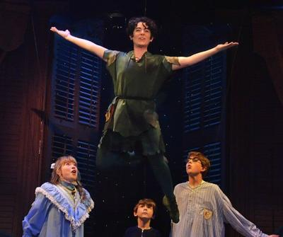 Review: Peter Pan at Beef & Boards