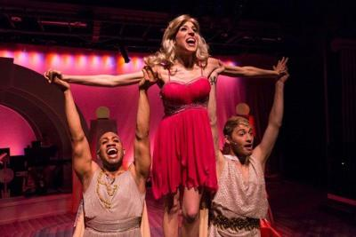 Review: Xanadu at The Studio Theater
