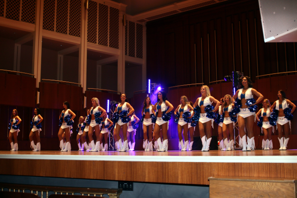 Slideshow: 2014 Colts Cheerleader auditions