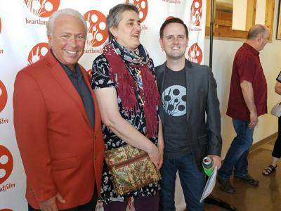 L to R: Craig Prater, Barbara Ann O'Leary, Greg Sorvig