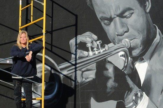 Muralist profile: Pamela Bliss