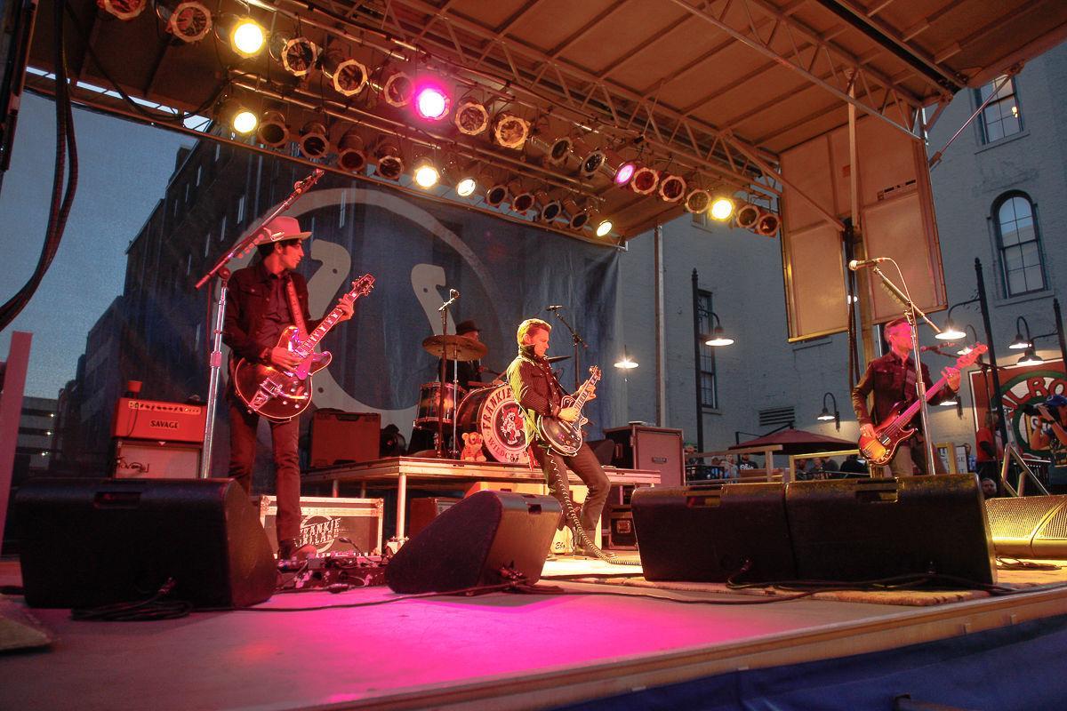 Frankie Ballard and the Wildcat Band