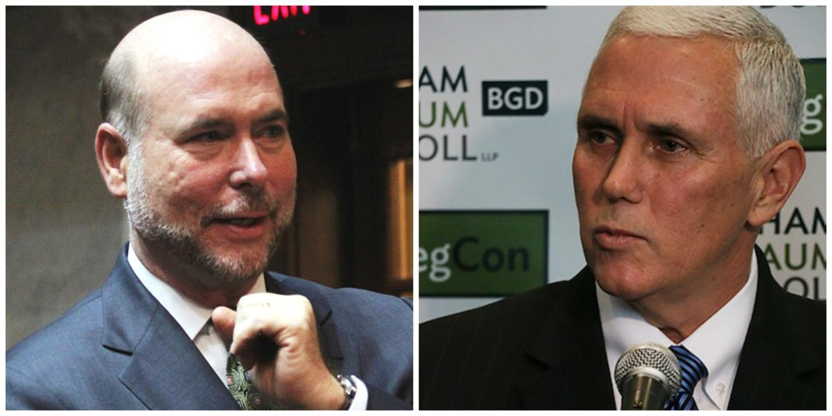 Pence and Bosma just can't commit