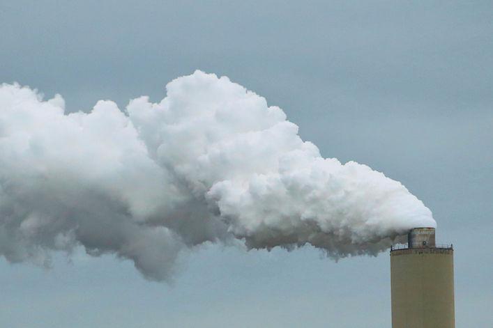 Indiana Smoke Stack