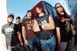 Slayer, Unearth, Demiricous