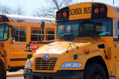 Police departments get grants for traffic enforcement at school bus stops