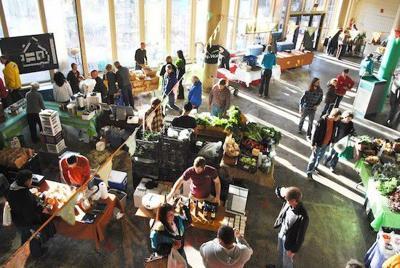 A cornucopia of winter farmers' markets