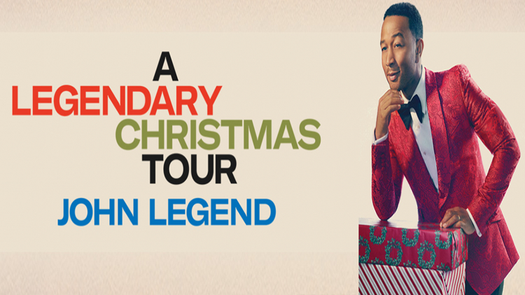 A Legendary Christmas.John Legend A Legendary Christmas All Ages Nuvo Net
