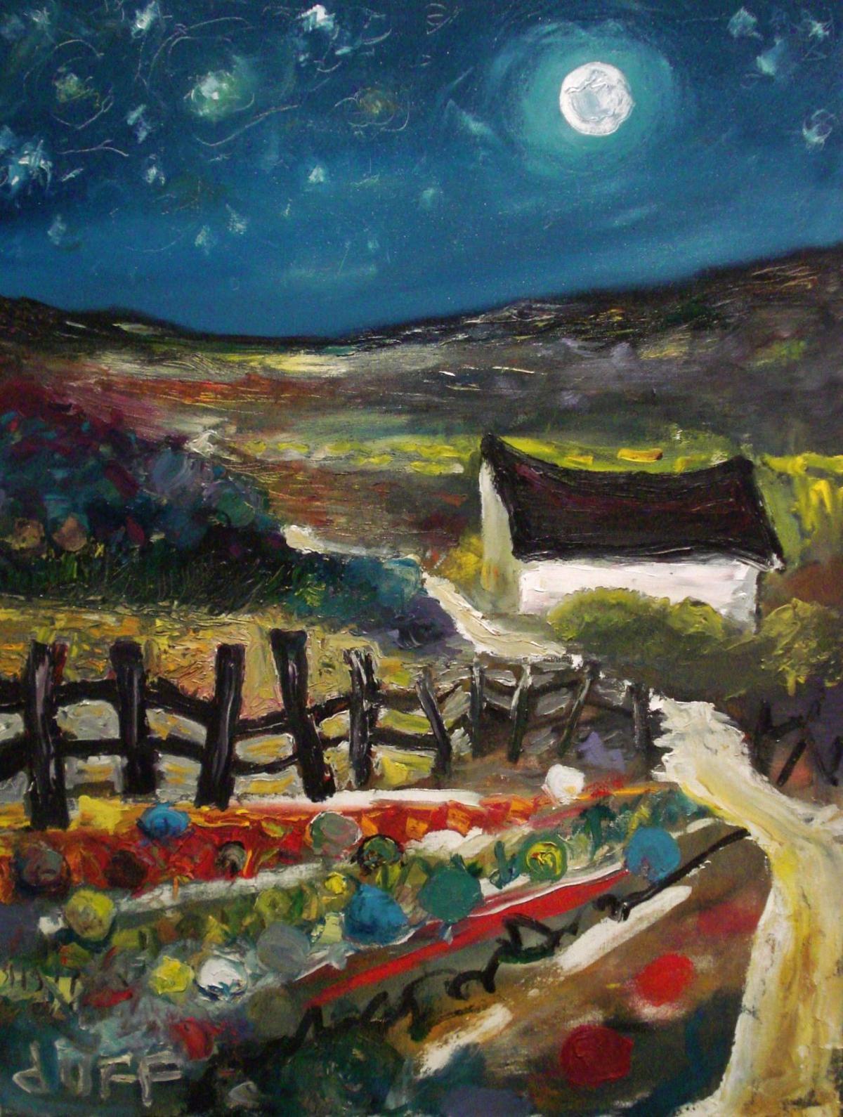 Brian Duff: 'Home, Spot, Figures'