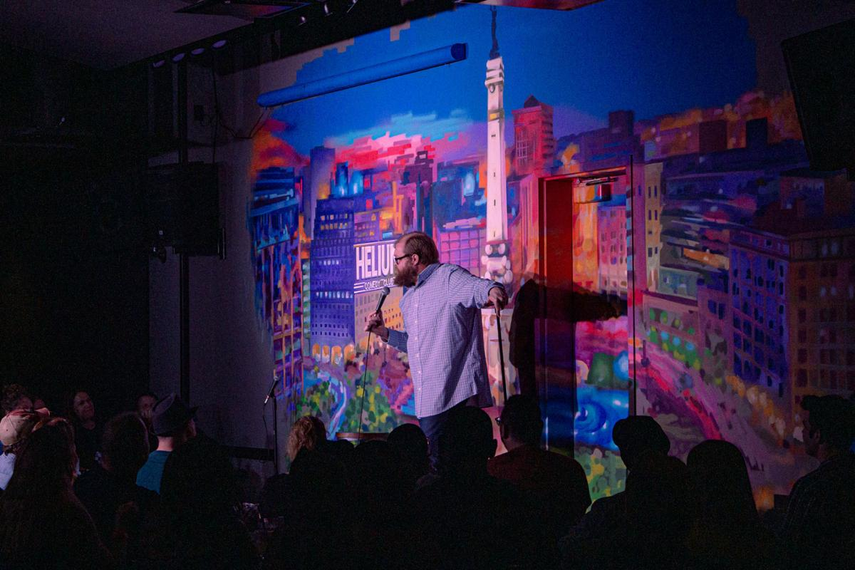 Helium Comedy Club - Indy's Funniest Person Contest Prelims