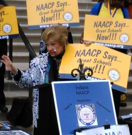 NAACP pledges to ramp up voter registration