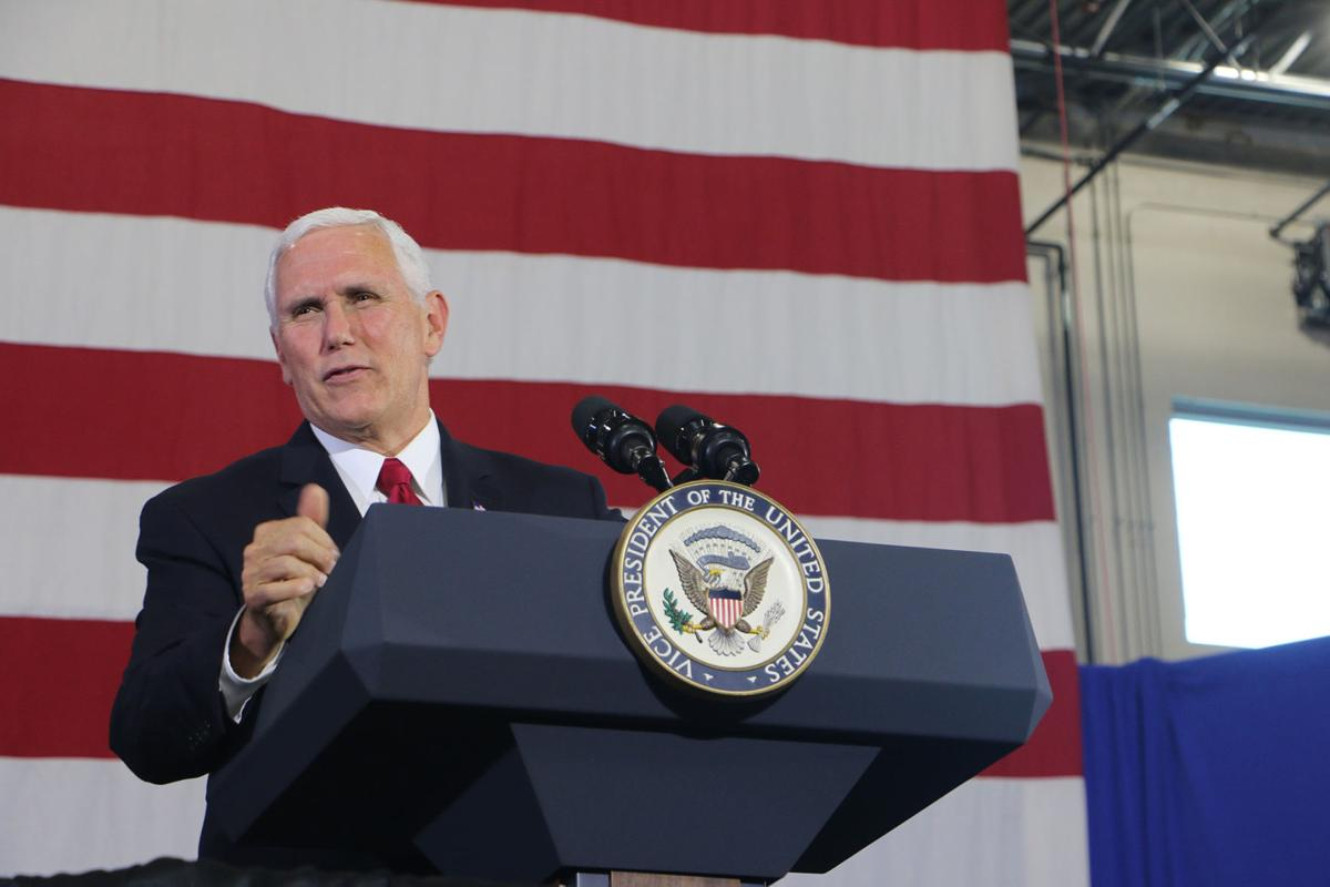 Pence Anderson Rally