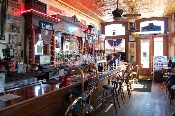 Historic Indy watering holes