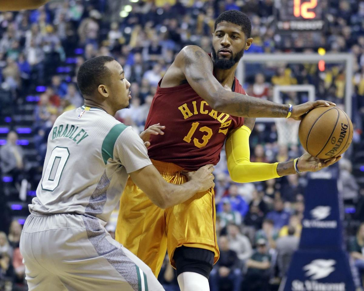 Pacers show their true colors once more in loss to Boston