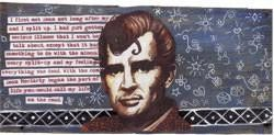 Kerouac's scroll travels to Indy