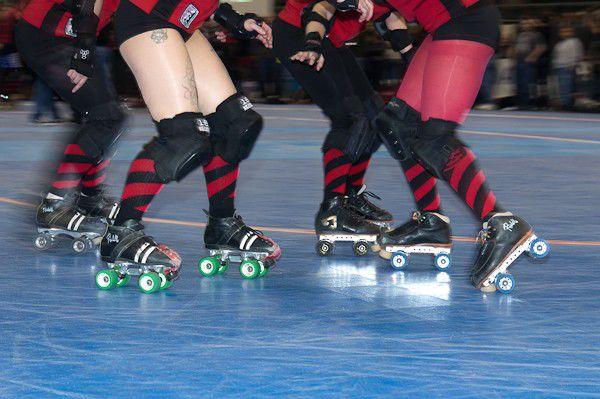 Slideshow: Roller Girls massacre Chi-Town