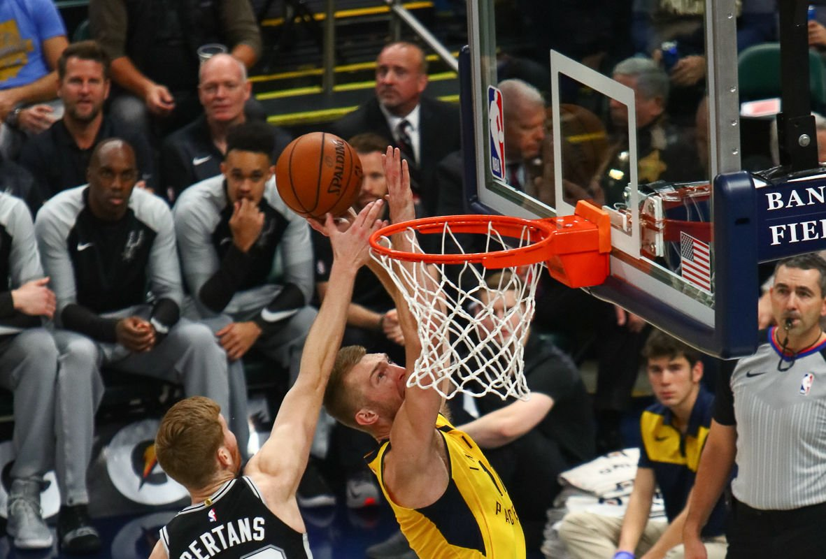 Domantas Sabonis (11) Pacers Forward
