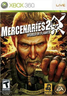 'Mercenaries 2: World in Flames'