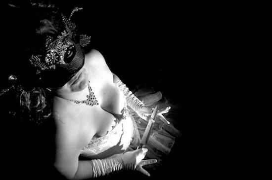 Angel Burlesque talks shop, 'Boo-lesque'