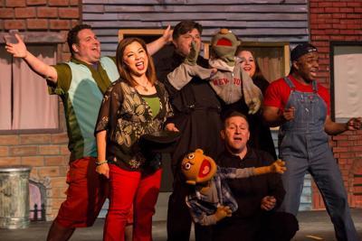 Review: Footlite Musicals' Avenue Q
