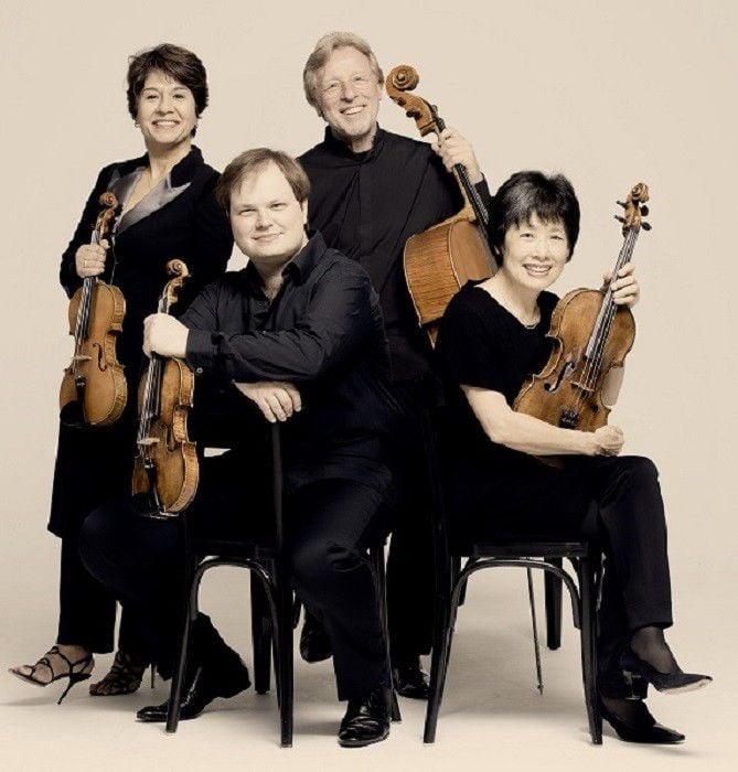 IVCI Laureate Series features Michelangelo String Quartet