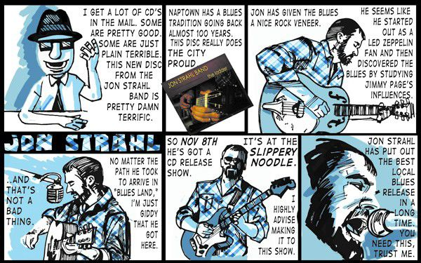 Barfly: Jon Strahl Band