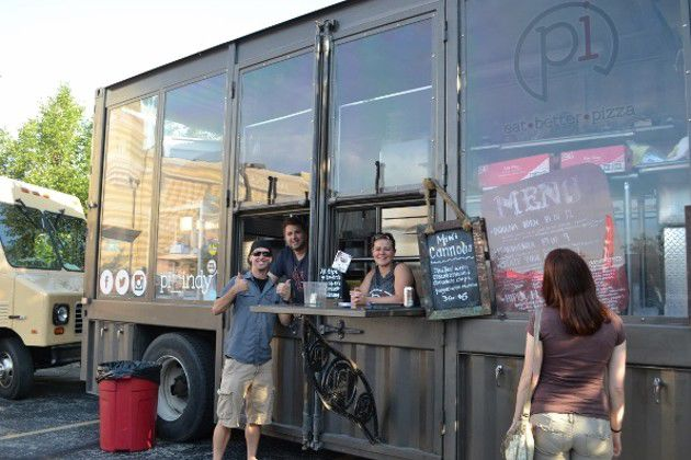 First Friday Food Truck Festival Slideshow
