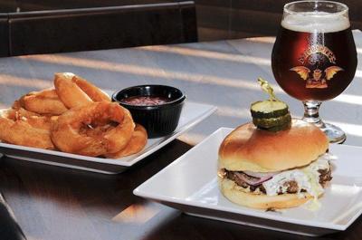 Bru Burger Bar: criminally delicious