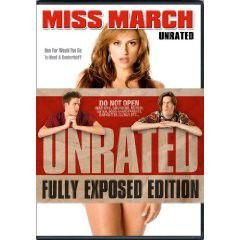 """Miss March"" on DVD"