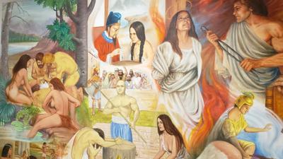 The hidden art of IUPUI: Diego Rivera meets Bob Guccione