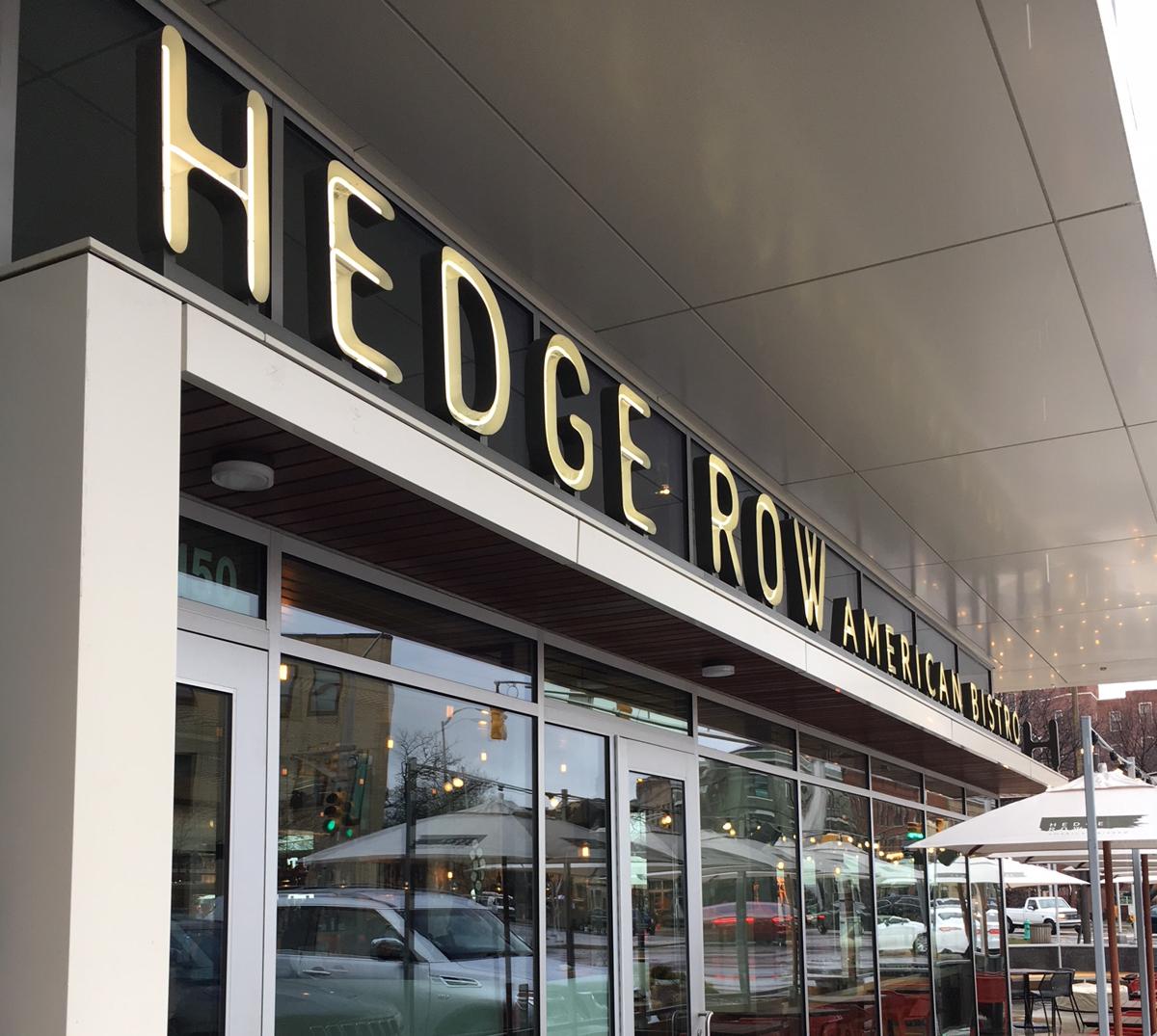 Hedge Row