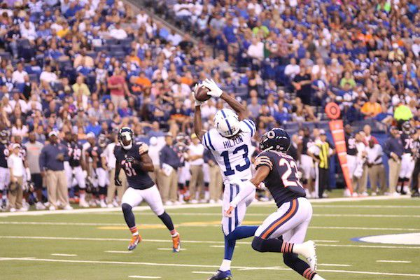 Slideshow: Colts V. Bears