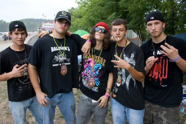 Gathering of Juggalos (Slideshow)