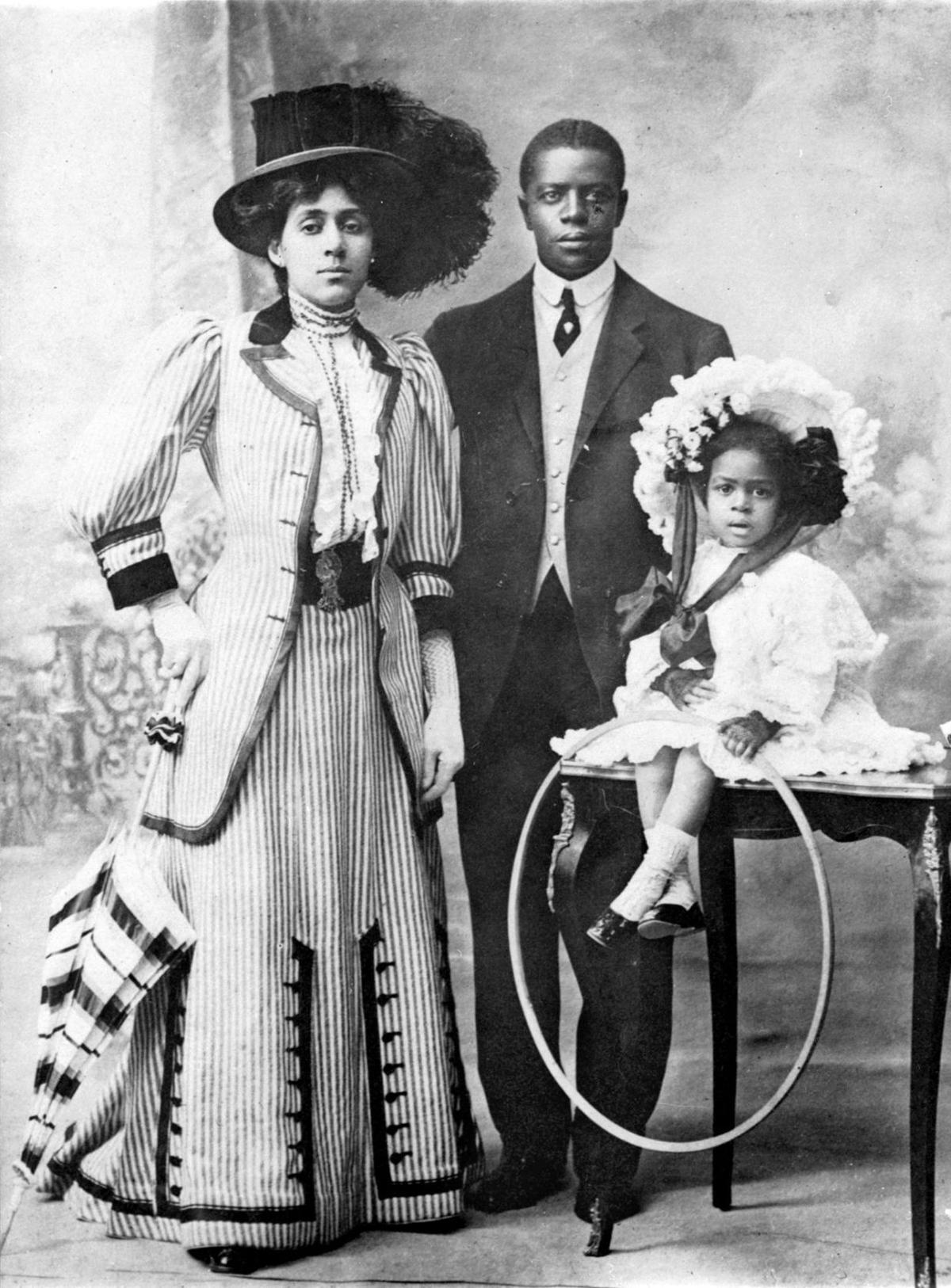 Majoy Taylor's Family