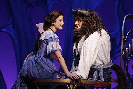 Ball State grad stars in 'Beauty and the Beast'