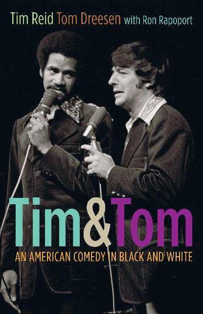 Black/white comedy duo was ahead of their time