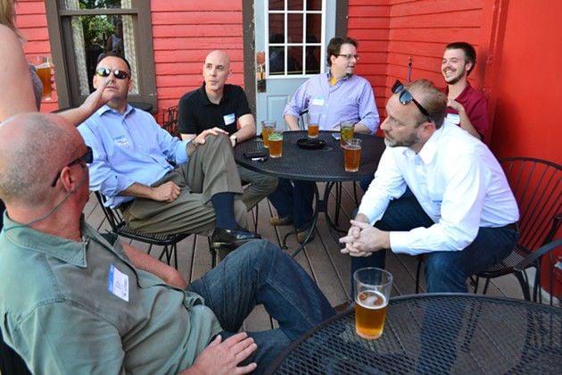 JCI Meet-Up at Monkey's Tail