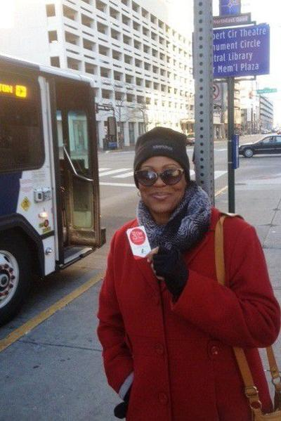 Commuter Essays: Madonna Rhodes