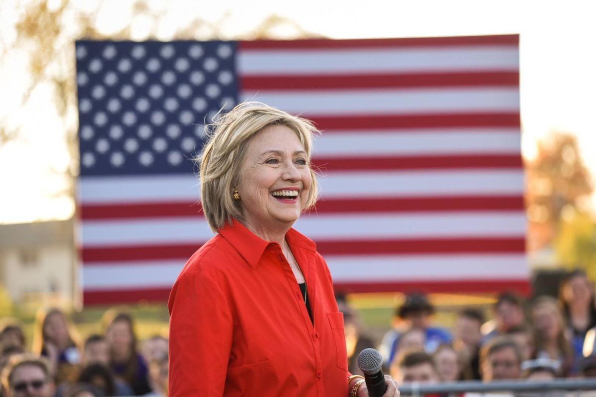 "Hillary's ""Midwestern sense of humor"""